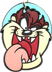 Looney Tunes - Taz: Diecut Tongue - Keychain