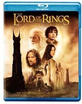 The Lord of the Rings: The Two Towers (Blu-ray +
