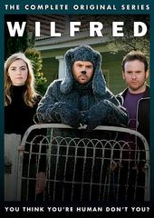 Wilfred - Complete Original Series (4-DVD)