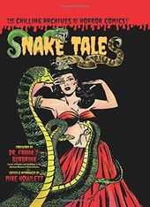 The Chilling Archives of Horror Comics! 15: Snake