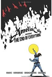 Amelia Cole 5: Amelia Cole Versus the End of