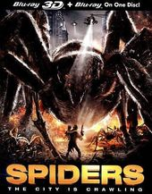 Spiders 3D (Blu-ray)