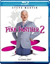 The Pink Panther 2 (Blu-ray + DVD)