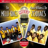 The Mello Kings Meet Maurice Williams & The