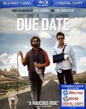 Due Date (Blu-ray + DVD)