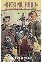 Atomic Robo 11: Atomic Robo and the Temple of Od