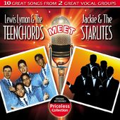Lewis Lymon & The Teenchords Meet Jackie & The