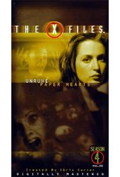 X Files: Unruhe / Paper Hearts