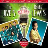 The Jive Five Meet The Bobby Lewis