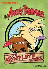 The Angry Beavers - Complete Series (10-DVD)
