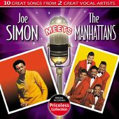 Joe Simon Meets The Manhattans