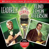 Leadbelly Meets Blind Lemon Jefferson