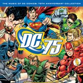 The Music of DC Comics: 75th Anniversary