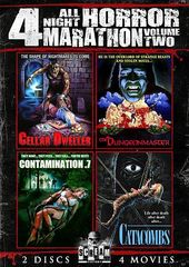 All Night Horror Marathon, Volume 2 (Cellar