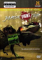 Jurassic Fight Club - Season 1 (4-DVD)