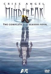 Criss Angel: MindFreak - Complete Season 4 (3-DVD)