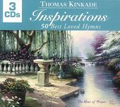 Inspirations: 50 Best Loved Hymns (3-CD)