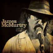 James McMurtry: Live in Europe (CD, DVD)