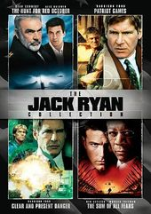 The Jack Ryan Collection (4-DVD)