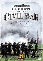 History Channel: Secrets of the Civil War (4-DVD)