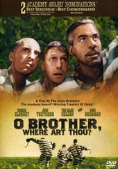 O Brother, Where Art Thou? (Widescreen)