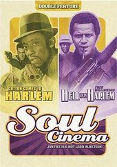 Cotton Comes to Harlem / Hell up in Harlem (2-DVD)