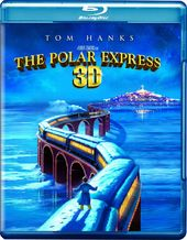 The Polar Express 3D (Blu-ray)
