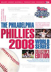 Baseball - Philadelphia Phillies 2008 World