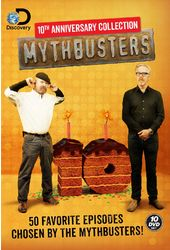 MythBusters - 10th Anniversary Collection (10-DVD)