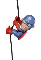 Marvel Comics - Captain America - NECA Scalers