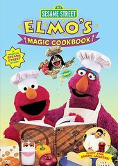 Sesame Street - Elmo's Magic Cookbook
