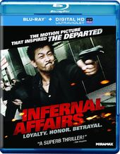 Infernal Affairs (Blu-ray)
