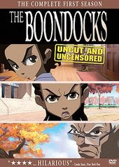 The Boondocks - Complete 1st Season (3-DVD)
