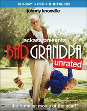 Jackass Presents: Bad Grandpa (Blu-ray + DVD)