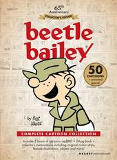 Beetle Bailey - Complete Cartoon Collection (DVD