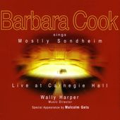Barbara Cook Sings Mostly Sondheim: Live at