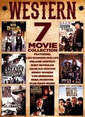 Western 7 Movie Collection (Rio Diablo / Shadow