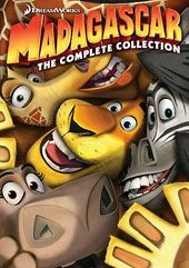 Madagascar - Complete Collection (3-DVD)