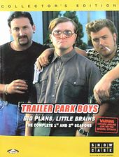 Trailer Park Boys - Season 1 & 2 (3-DVD)