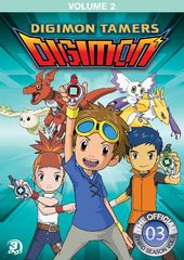 Digimon: Digimon Tamers - The Official 3rd