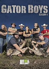 Gator Boys - Season 4 (2-DVD)