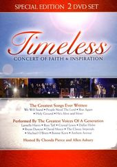 Timeless: Concert of Faith & Inspiration (2-DVD)
