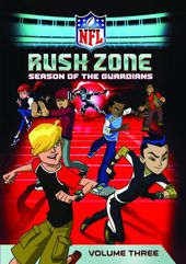 NFL Rush Zone - Season of the Guardians, Volume 3