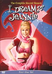 I Dream of Jeannie - Season 2 (4-DVD)