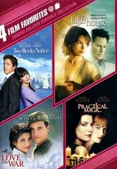 Sandra Bullock Romance Collection: 4 Film