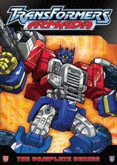 Transformers Armada - Complete Series (7-DVD)