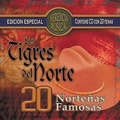 Herencia Musical: 20 Norte¤as Famosas