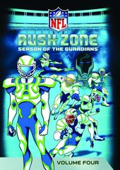 NFL Rush Zone - Season of the Guardians, Volume 4