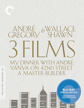 Andre Gregory & Wallace Shawn: 3 Films (My Dinner