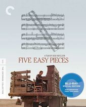 Five Easy Pieces (Blu-ray)